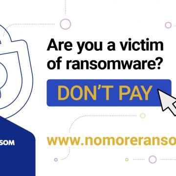 NoMoreRansom Campaign