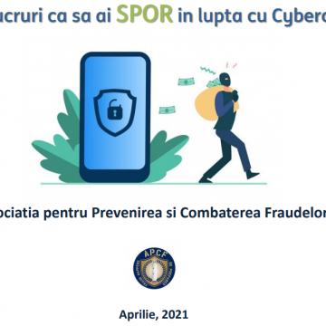 APCF a participat la National Cybercrime, conferinta video organizata de catre IGPR