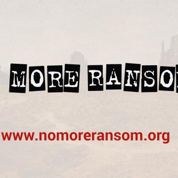 No More Ransom 2017